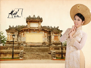 Miss Thuy Ngan, Miss Vietnam, Tourism Queen International, Hue, Imperial City, International Queen Tourism contest