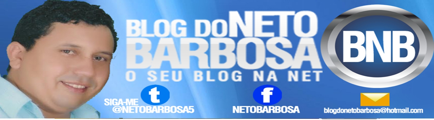BLOG DO NETO BARBOSA - ALTO DO RODRIGUES-RN