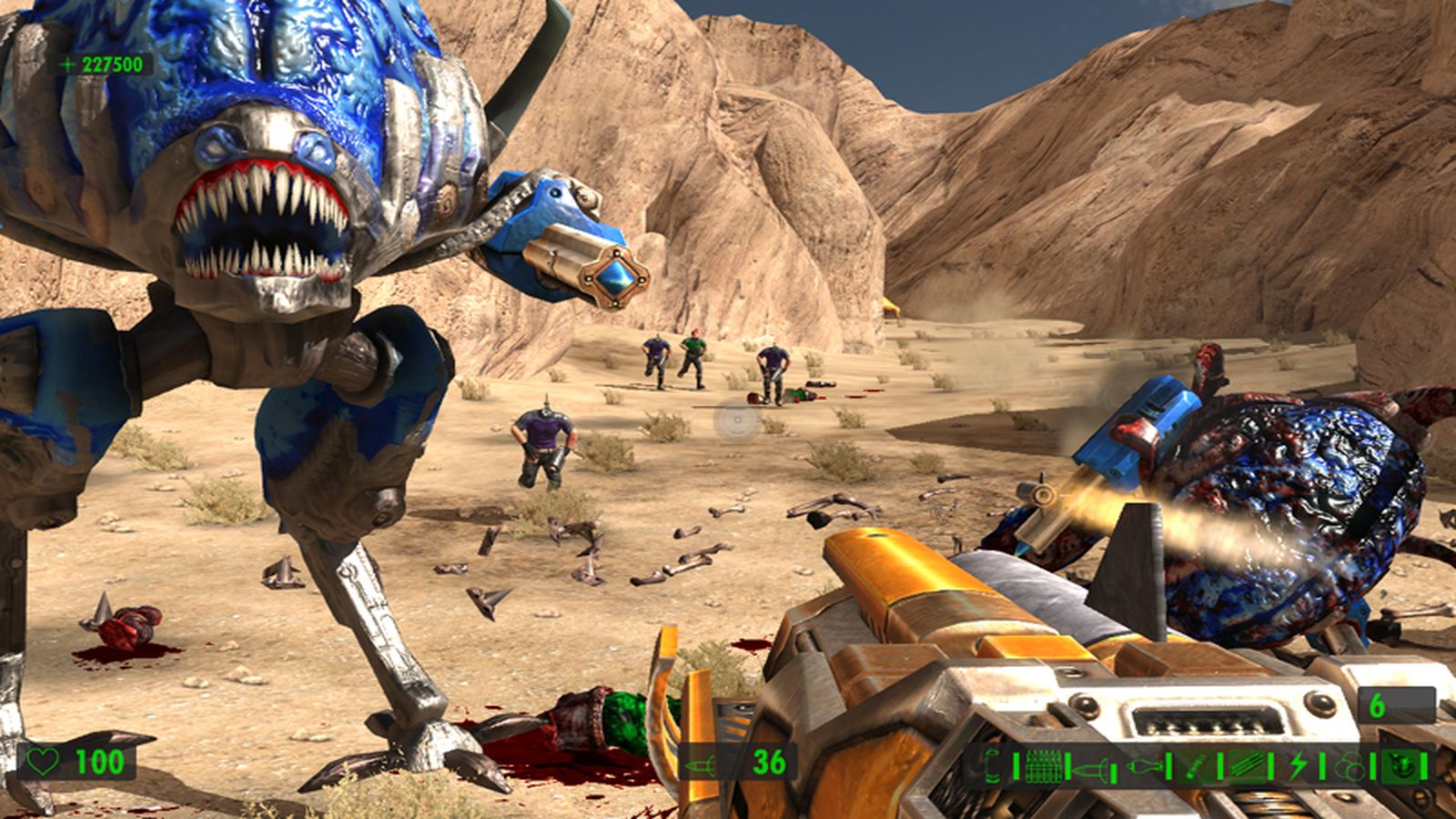 Serious Sam HD: The First Encounter Multilenguaje