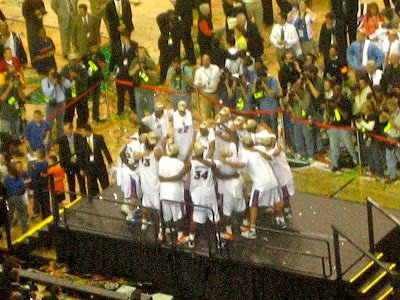 Florida Gators Final Four 2007