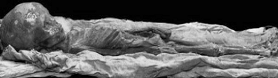 Child Mummy Found In Thebes