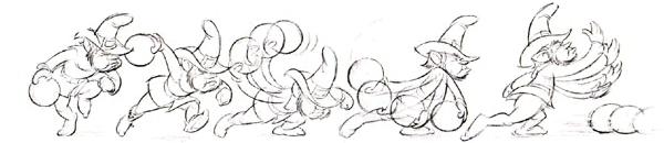 Gambar Animasi Anticipation Multimedia 12 Prinsip Dasar Animasi