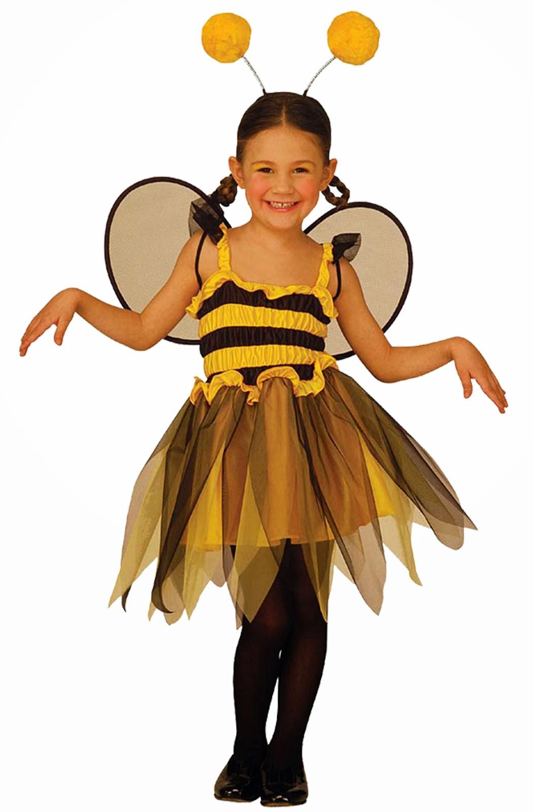 Honningbi kjole