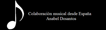 Colaboraciòn musical