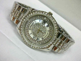 jam tangan rolex datejust permata 1005