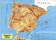 MAPAS: Comarcas de GALICIA y provincias de ESPAÑA (mapa de espfisica)