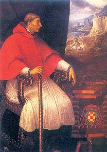 Cardinal Ximenes