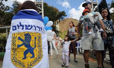 Festa de Israel em Belo Horizonte