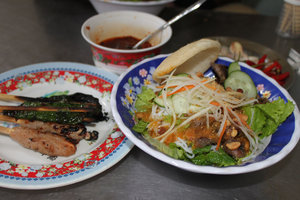 Some delicious food in Đà Nẵng city