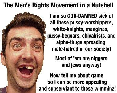 mra guy MRA is stupid