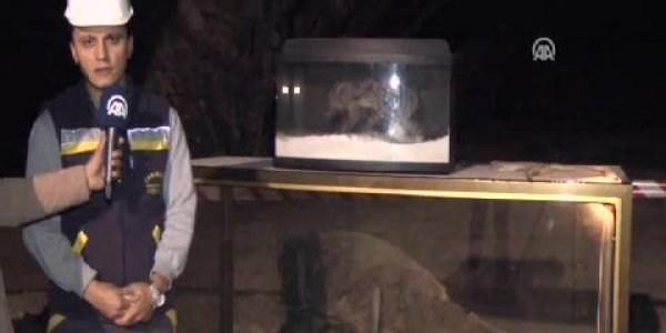 tuz mağarasında cesetler çürümüyor mucize tedavi bulundu