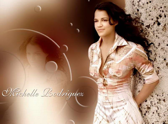 Michelle Rodriguez in Wonderful Classic Old City