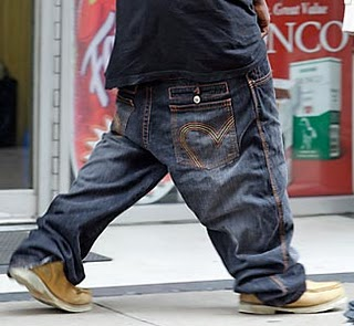 saggy pants should be banned It looks as though a ban on saggy pants in the city of cocoa is about to be lifted the city voted in october to outlaw the practice of wearing pants so low that the wearer's underwear shows, but.