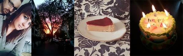 Eine Collage über die neusten Impressionen aus meinem Leben
