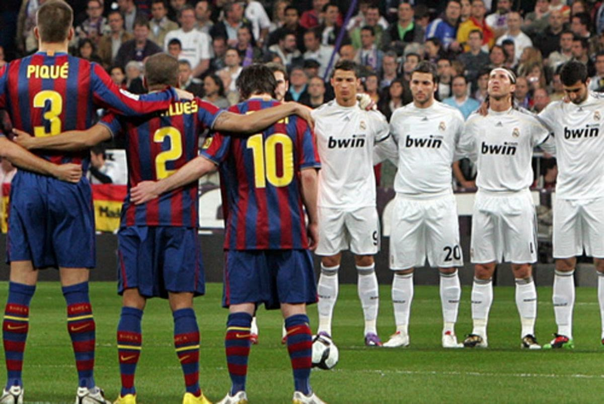Date and time for second El Clasico La Liga 2015
