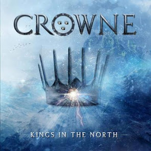 Crowne, Kings In The North Frontiers Records June 18, 2021