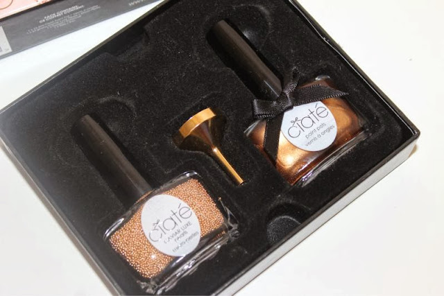 Ciate Luxe Caviar Manicure Kits in Gleam