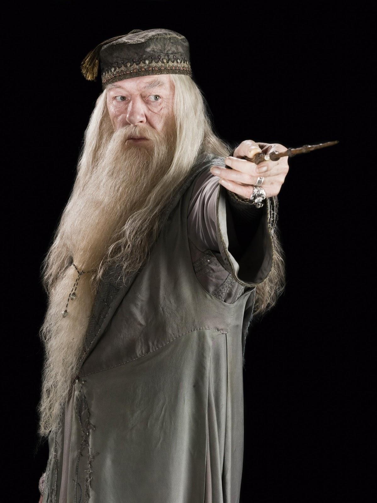 Filmes s ries e etc entrevista alvo dumbledore for Harry potter professor dumbledore wand