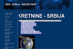 WEB Srbija - nekretnine