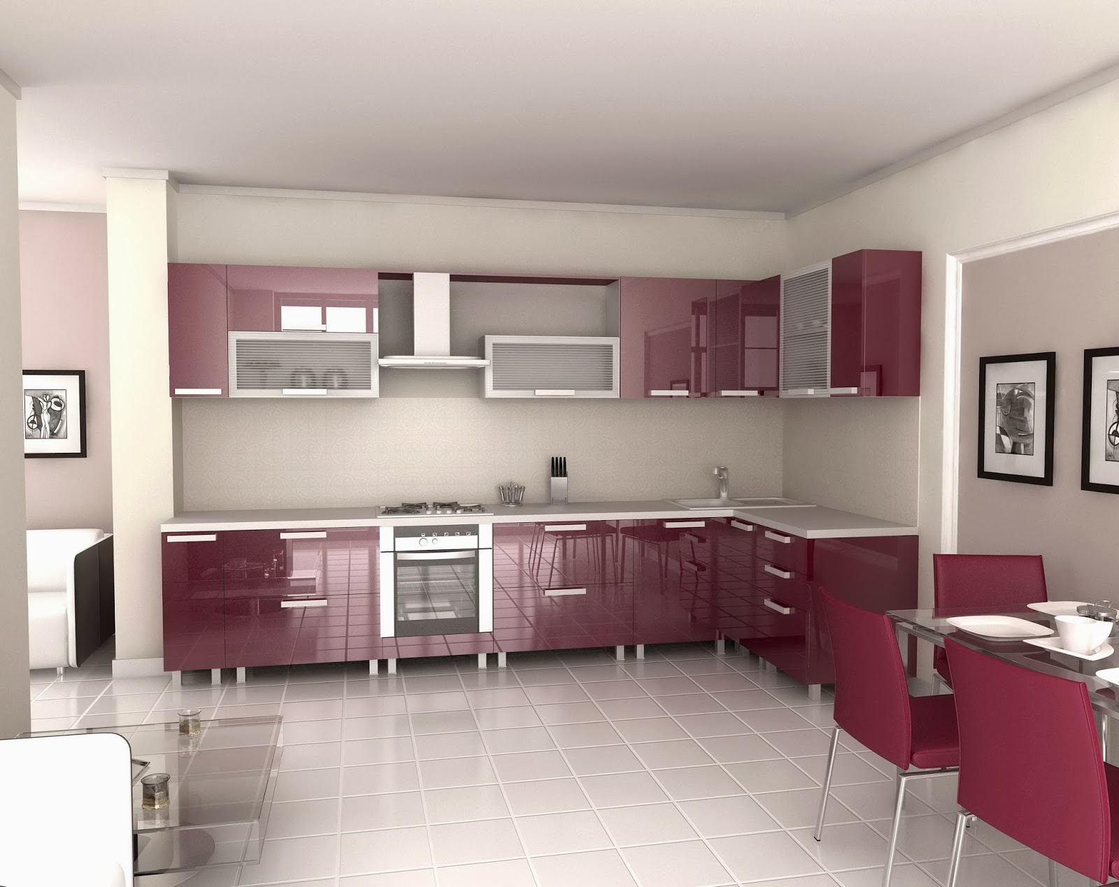 Modular Kitchen Interiors Modular Kitchen Chennai