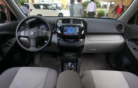 Toyota RAV4 Redesign Schedule