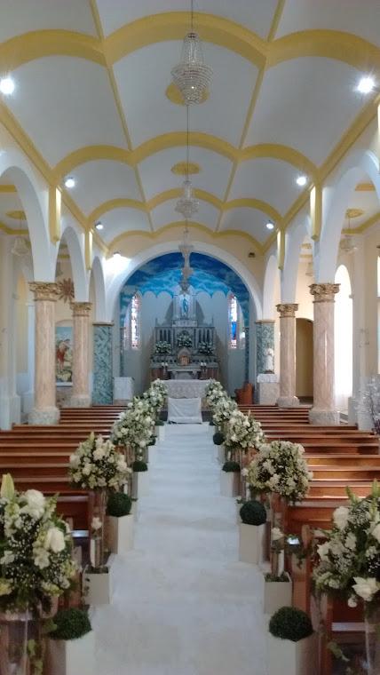 Primeira etapa da Restauração da Igreja Matriz concluída