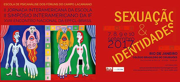 XVIII Encontro Nacional da Escola de Psicanálise do Campo Lacaniano EPFCL – Brasil