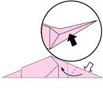 Origami Anjing Laut
