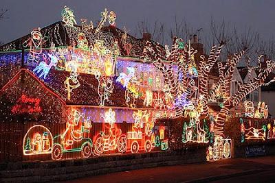 luces+de+navidad+geniales Imagenes de luces navideñas.
