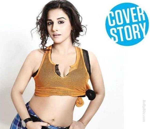 vidya balan | ss on fhm india march 2012 actress pics