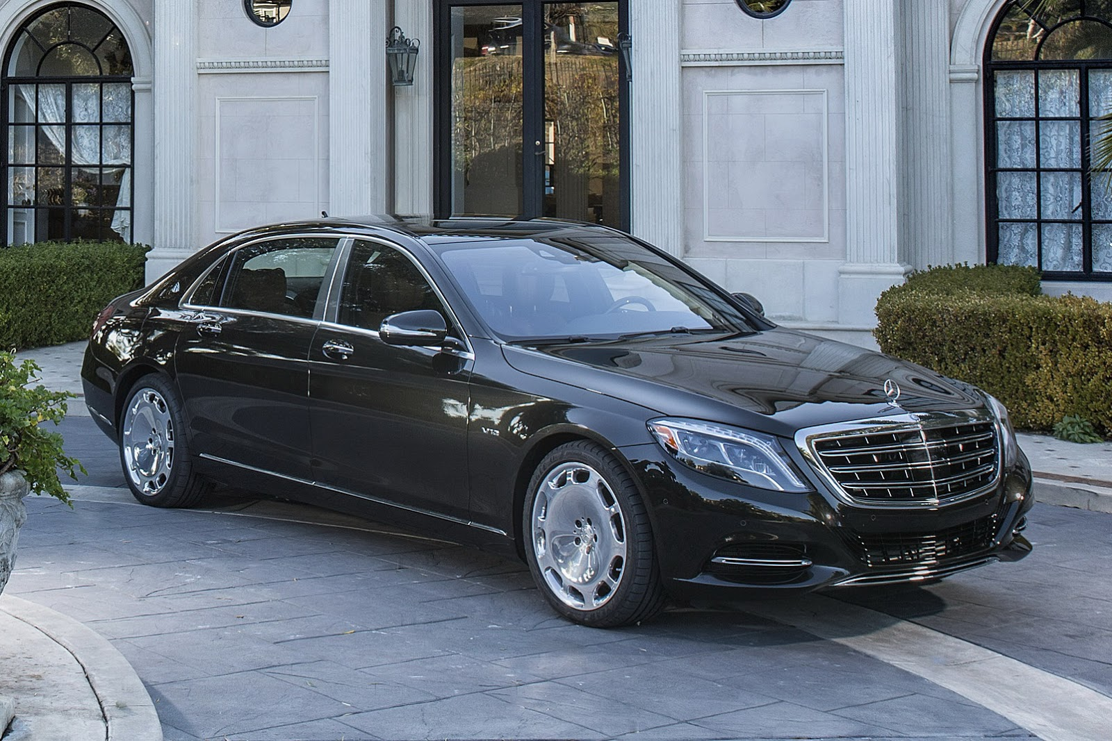 Image gallery maybach s600 for S600 mercedes benz