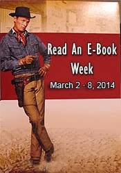 Read an Ebook Week March 2 - 8, 2014
