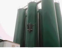 Oakland County Industrial Silo Painting and Coatings in Michigan