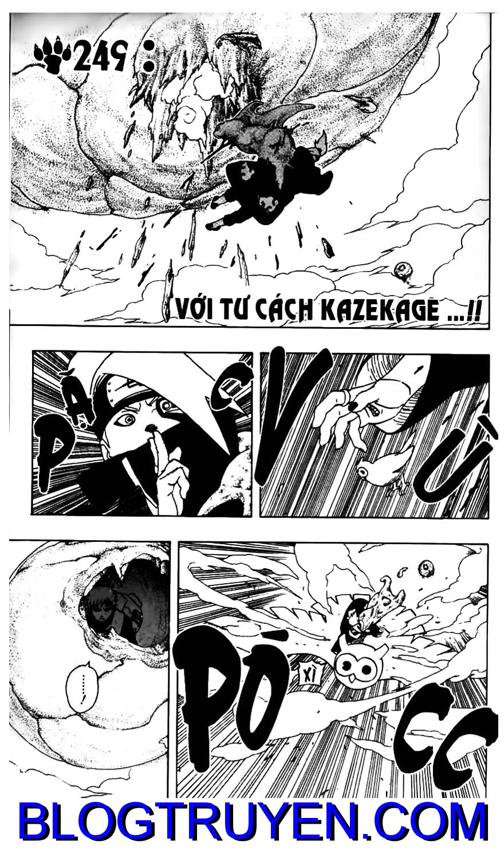 Naruto chap 249 Trang 5 - Mangak.info