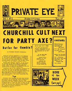 Private Eye..hands off cocks ~