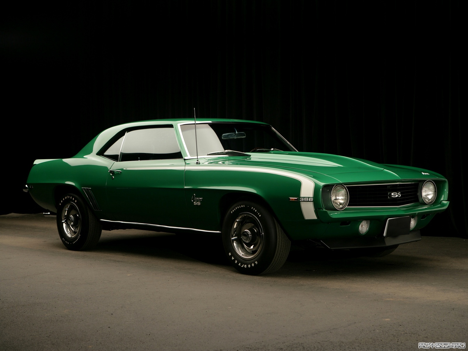 Muscle Car Wallpapers 1