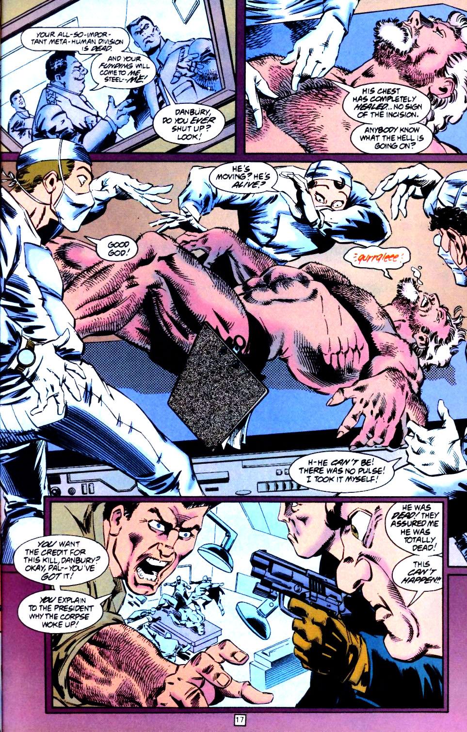 Deathstroke (1991) Issue #44 #49 - English 18