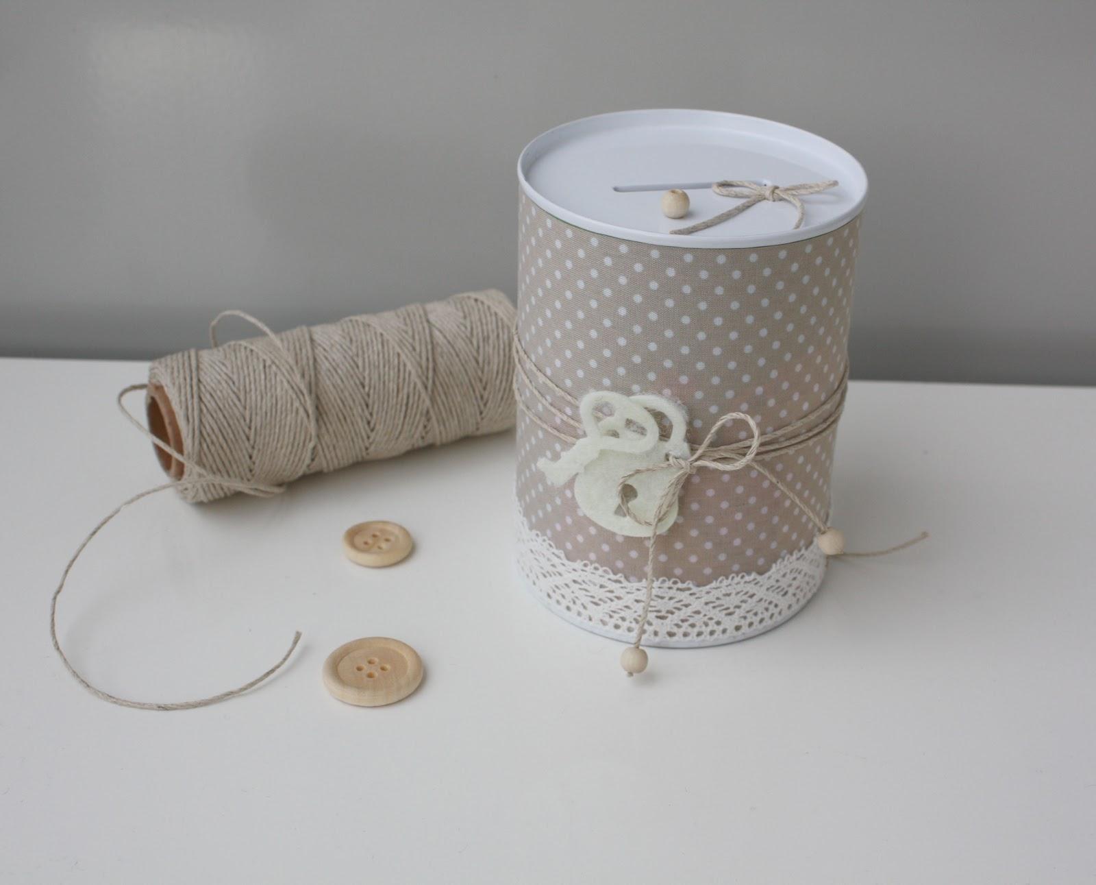 Boite de conserve d cor e fashion designs - Deco avec des boites de conserves ...