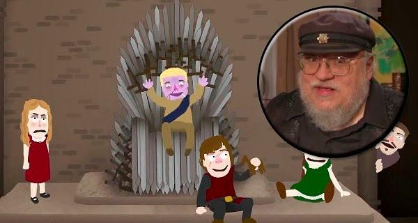 """Parodia Juego de Tronos """"Lil Thrones"""""""