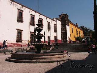 voyage mexique blog paysage san miguel allende colonial photos