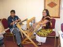 Tito Mendoza and Ale Rios in the US (  El Nahual Gallery in Oaxaca)