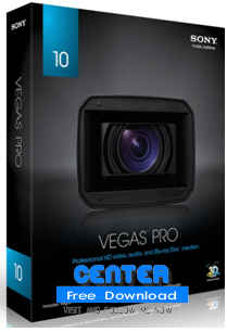 sony vegas pro 10 full download free (keygen + patcher)