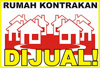 Rumah Kontrakan Dijual
