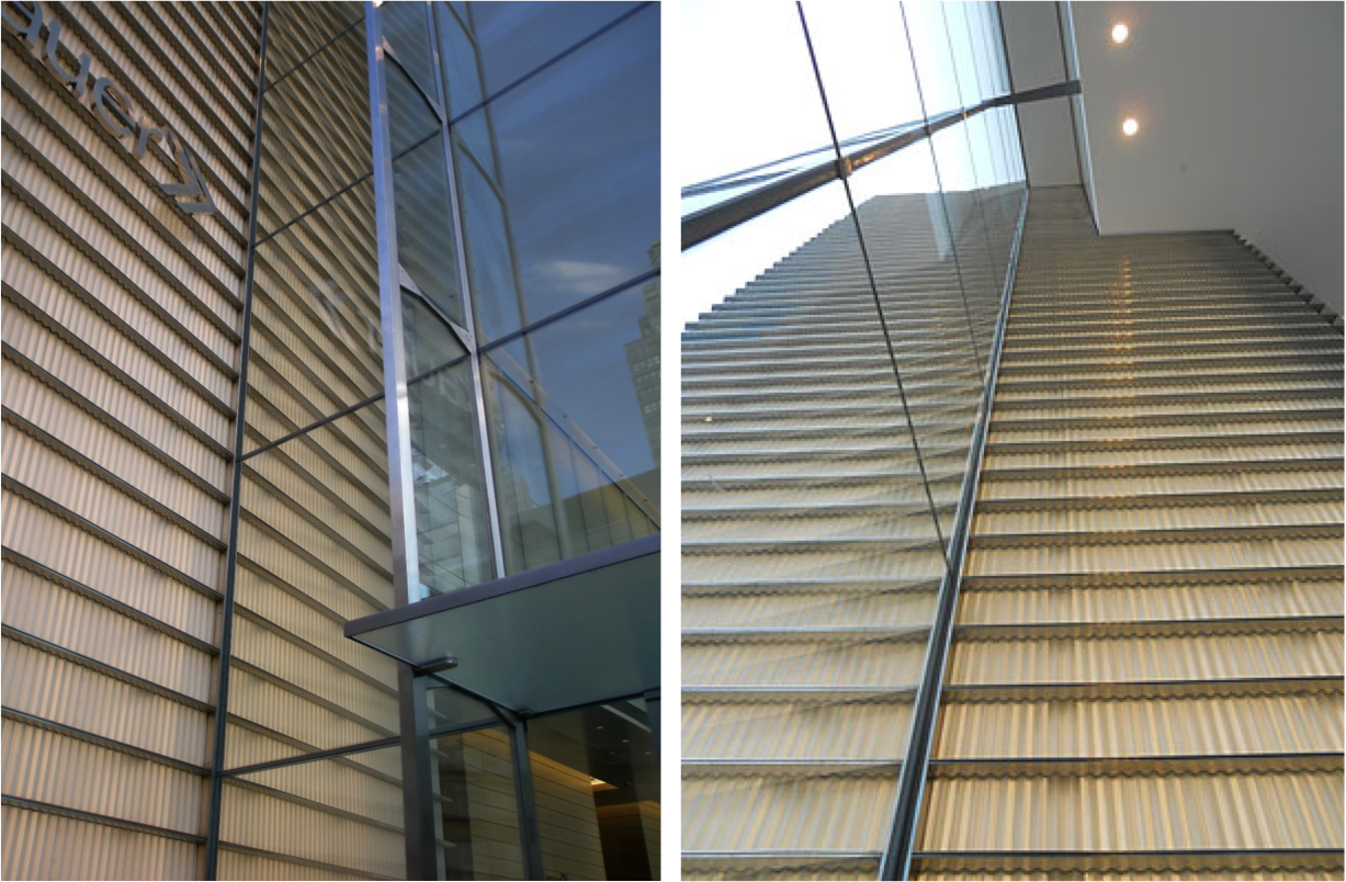 Fa ades confidential a quest for thick glazed fa ades for Thickness of glass wall for exterior