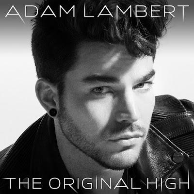 Adam Lambert, The original High, album cover