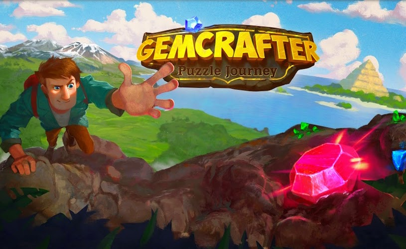 Gemcrafter: Puzzle Journey Gameplay IOS / Android