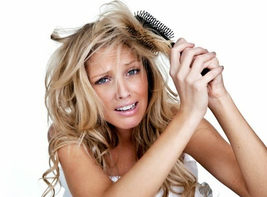 Cara Merawat Rambut Rontok Dan Kering
