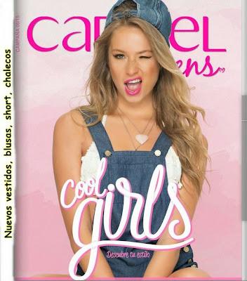 Carmel Campaña 8 2015 moda teens