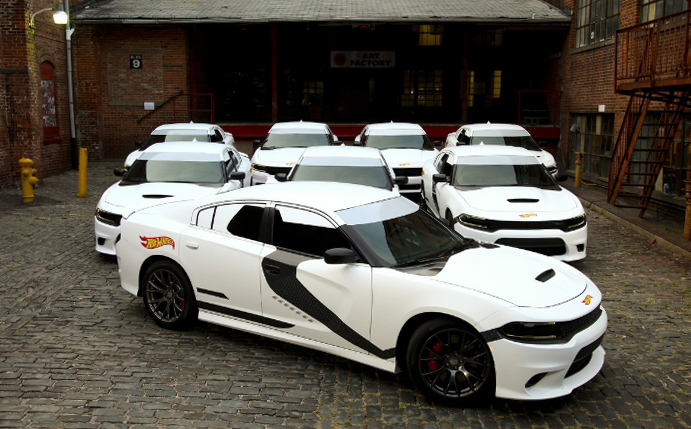 Just A Car Guy: Dodge and Uber team up for Force Friday in New York