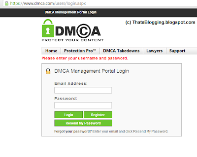 How To Protect Your Website with DMCA